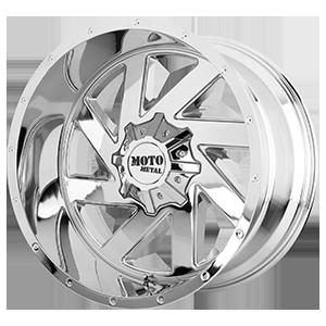 Moto Metal Rim - Sin city rims