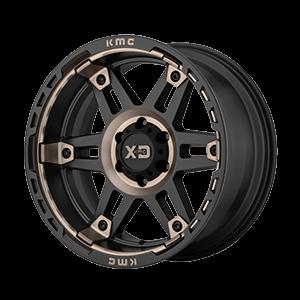 KMC XD Series - Sin City Rims