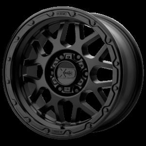 GRENADE OR 18x8.5 8x180 MATTE BLACK-XD13588588700
