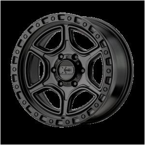 PORTAL 18x8.5 6x120 SATIN BLACK-XD13988577718